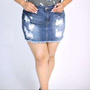 Women's fashion skirt